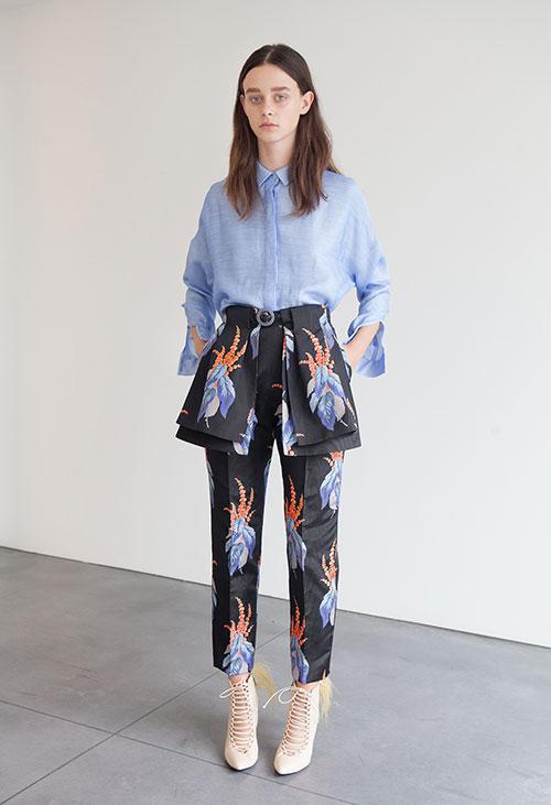 Caterina-Gatta-pantaloni-baschina