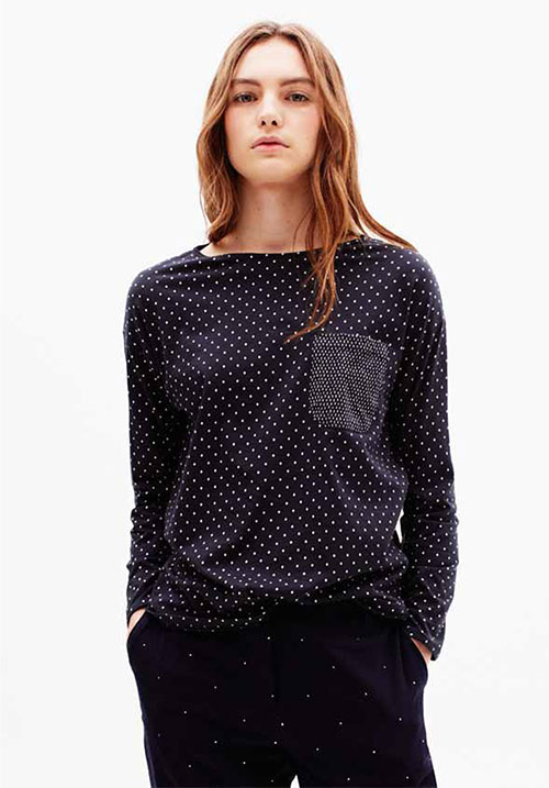 Chinti-and-Parker-AW13-polka-dot-blouse