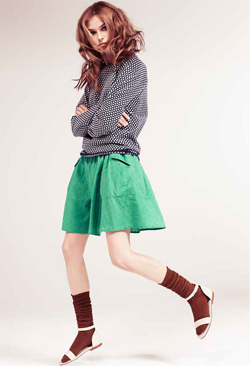 ChintiandParkerSS13-green-skirt