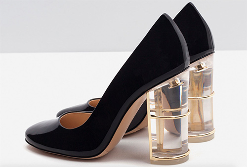 Court-shoes-with-heel-detail---Zara