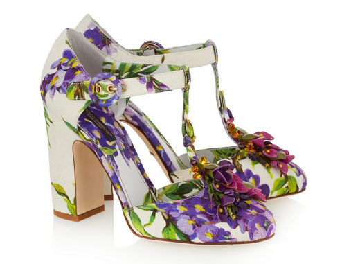 D&G-shoes