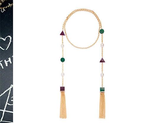 Eshvi-necklace-green