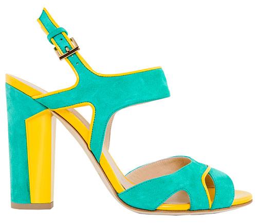 Greymer-turquoise-yellow-sandal