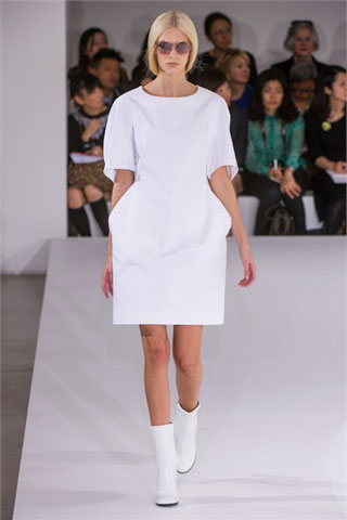 Jil-Sander-white-dress