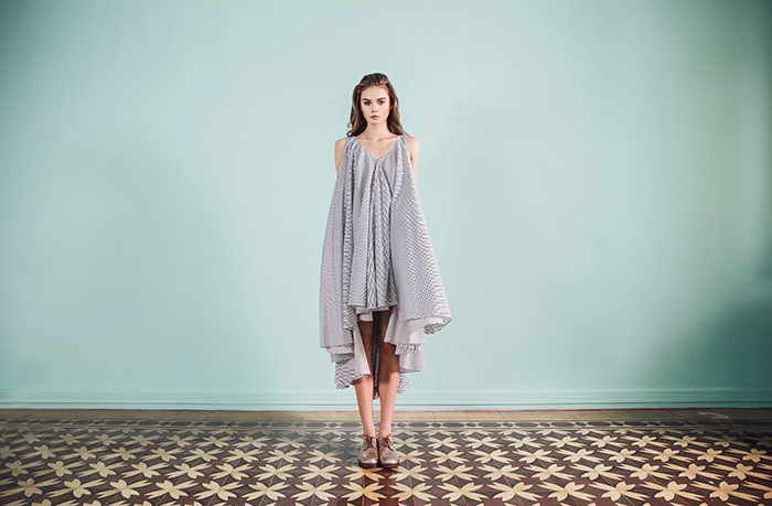 Lara-Khoury-striped-dress
