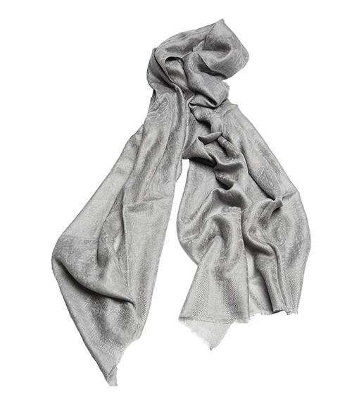Londali-cashmere-pashmina-jacquard-grey
