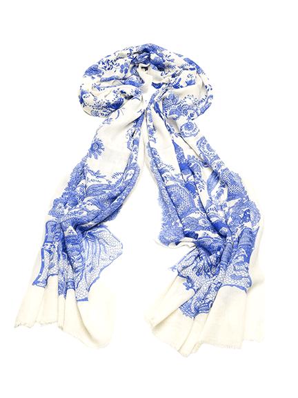 Londali-screen-scarf-blue-lace