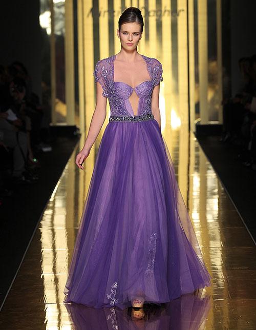 Mireille-Dagher-violet-gown
