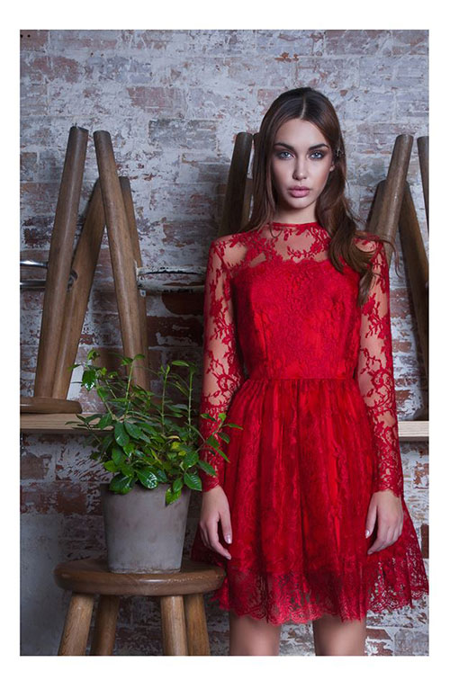 Mme-Epaulette-red-dress