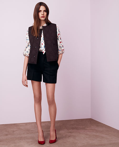 Negarin-Fw13-black-shorts
