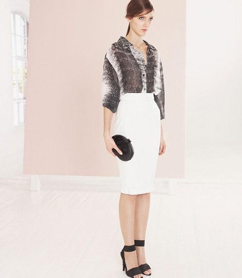 Reiss-white-skirt