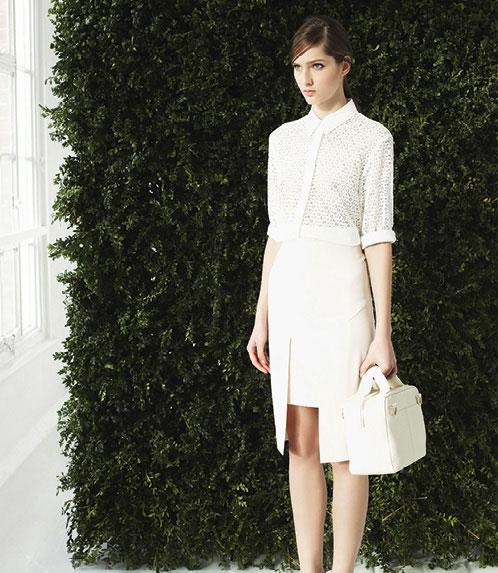 Reiss-whiteoutfit