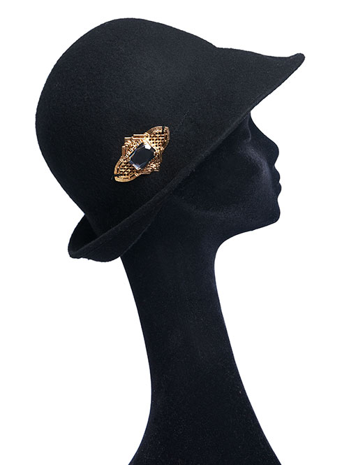 Sciume'-black-felt-hat