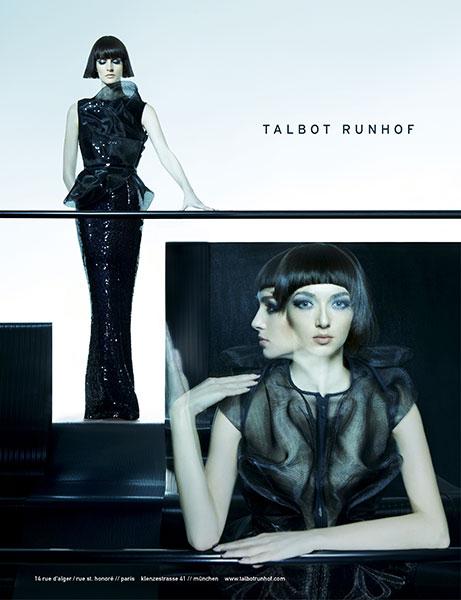 Talbot Runhof campaign