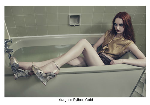 Terry-de-Havilland-Margaux-Python-Gold