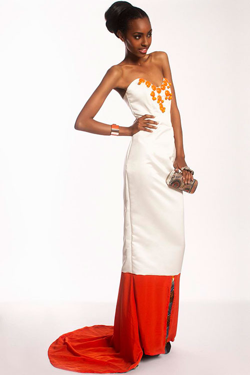 Tina-Lobondi-long-white-and-red-gown