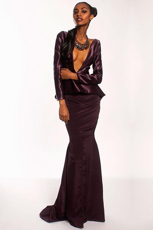 Tina-Lobondi-purple-gown