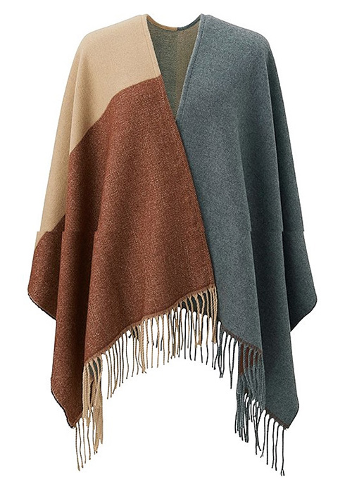 women-2way-poncho-uniqlo