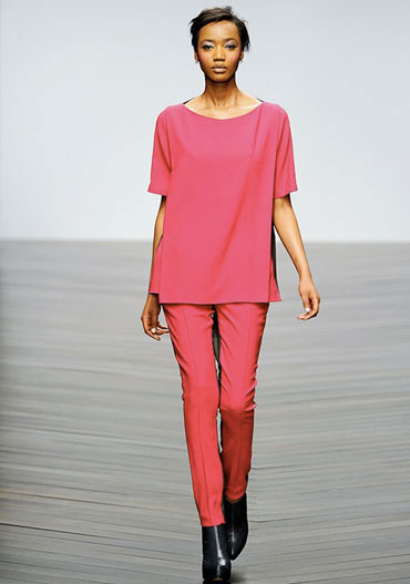 Zoe-Jordan-FW-13-red-outfit-